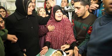 Toter Palästinenser