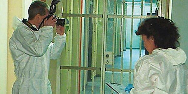 Nach Tod in Zelle: Jetzt ermitteln Kriminalisten