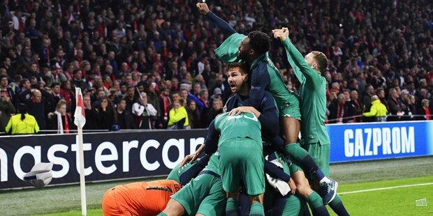 Presse: 'Die verrückteste aller Champions Leagues'