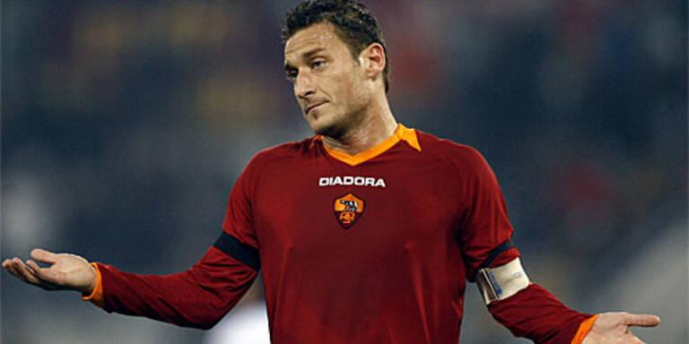 Totti wieder für Squadra Azzurra
