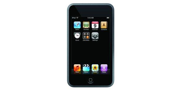 iPod touch mit Touchscreen, WLAN und Webzugang
