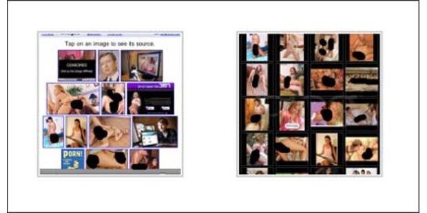 Bing-App fliegt weg. Pornos aus AppStore