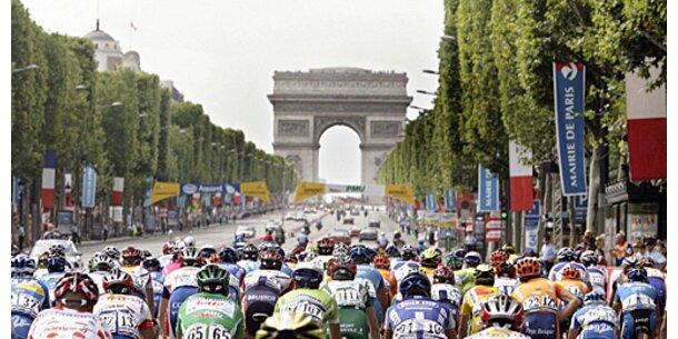 Tour de France mit schwachem TV-Start
