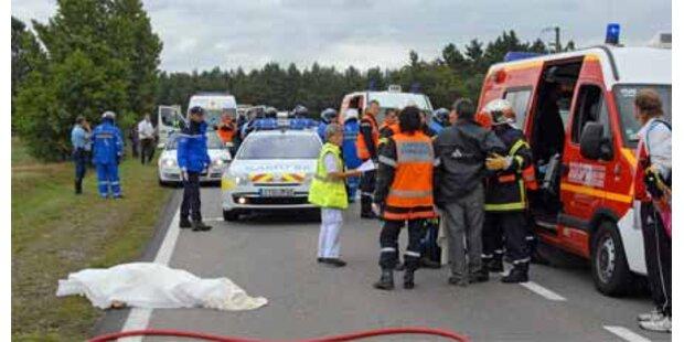 Tödliches Drama bei Tour de France