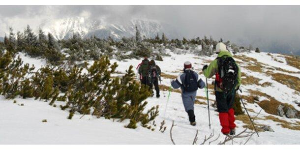 Skitourengehen wird zum Trendsport