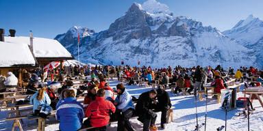 Rekord im Wintertourismus