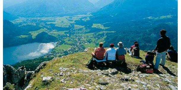 Urlaub in Österreich boomt