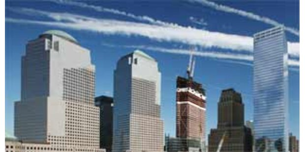 Geheime Pläne für Freedom Tower im Müll gefunden