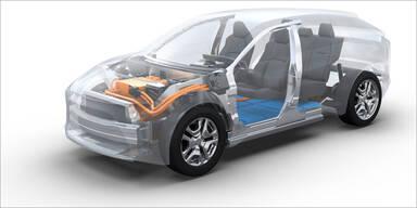 Toyota und Subaru bauen ein Elektro-SUV