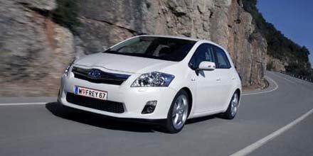 Toyota Auris HSD startet in Österreich