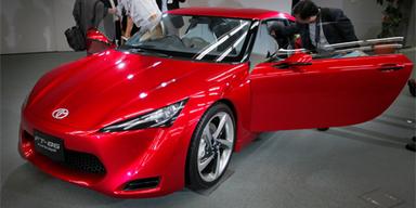 Tokyo Motorshow: Sparsam und sportlich