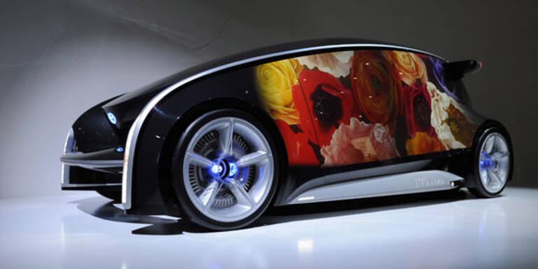 Toyota Fun Vii: Das skurrilste Auto der Messe