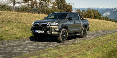 Toyota schickt überarbeiteten Hilux an den Start