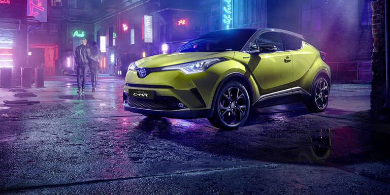 Toyota bringt den C-HR