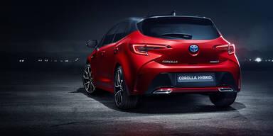 Toyota bringt den Corolla zurück