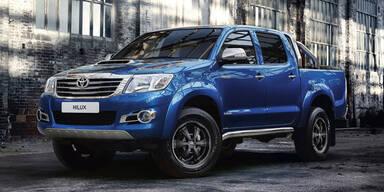 Toyota Hilux Invincible kommt zurück