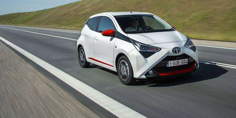 Toyota beendet PSA-Allianz beim Aygo