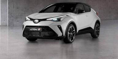 Neuer GR Sport: Toyota schärft den C-HR nach
