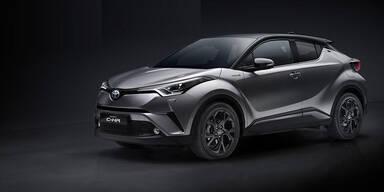 Toyota C-HR zum Start als Sondermodell