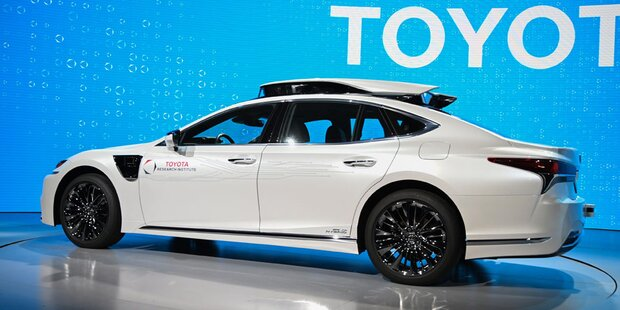 Toyota schlägt völlig neuen Weg ein