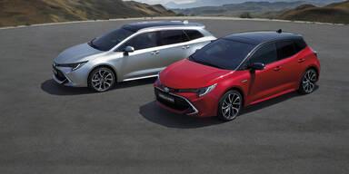 Alle Infos vom neuen Toyota Corolla