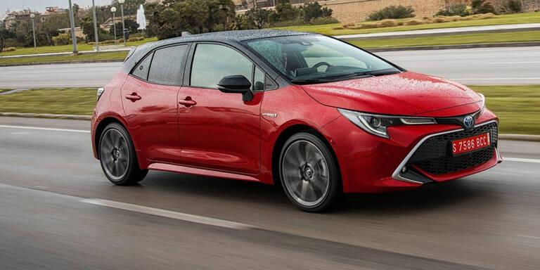 Das kostet der neue Toyota Corolla