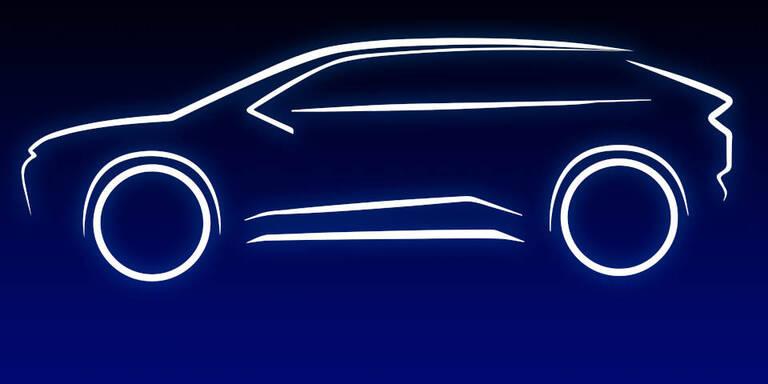Erste Infos zu Toyotas Elektro-SUV