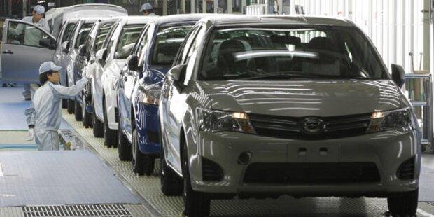 Toyota ist  wieder Weltmarktführer