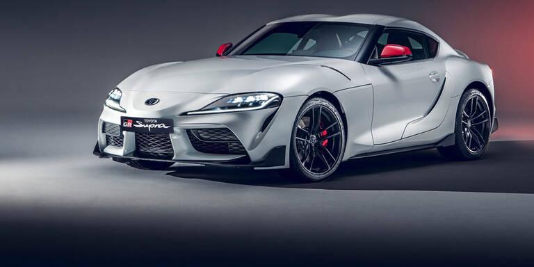 Toyota GR Supra startet mit Vierzylinder