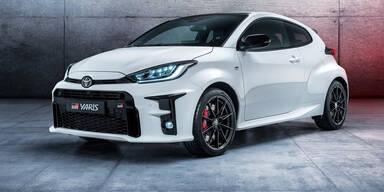 """Toyota bringt """"Über-Yaris"""" mit 261 PS und Allrad"""