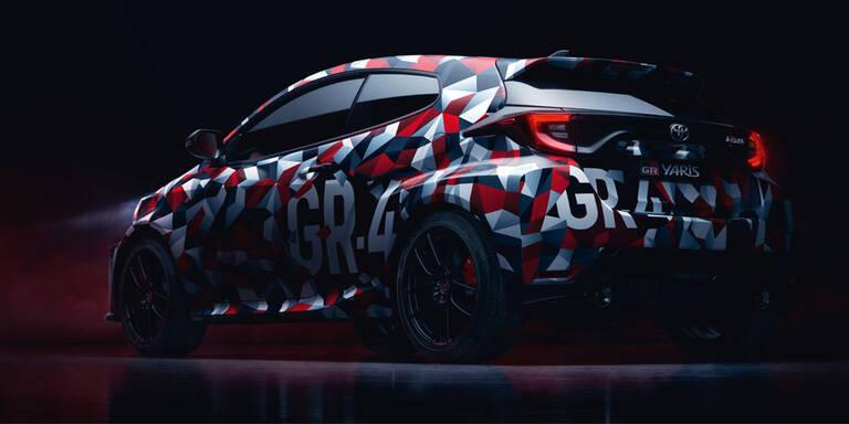 Toyota greift mit neuem GR Yaris an