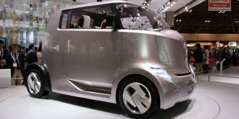 Toyota Hi-CT: Spielzeug-Design für junge Fahrer