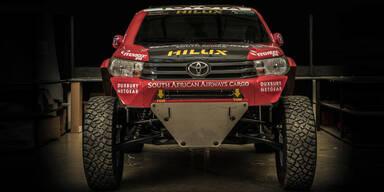 Der brachialste Toyota Hilux aller Zeiten