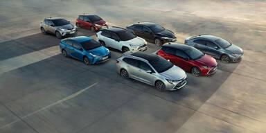 Dreimillionster Hybrid-Toyota in Europa
