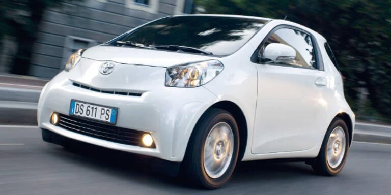 Toyotas neuer Kleinstwagen iQ