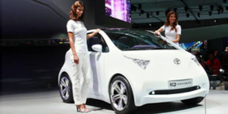 Toyota plant sparsamen Kleinstwagen