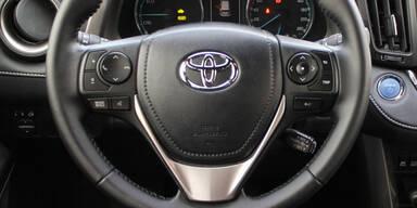 Toyota ruft bei uns 3.609 Autos zurück