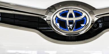Toyota legt bei Roboter-Autos nach