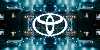 Toyota verpasst sich ein neues Logo