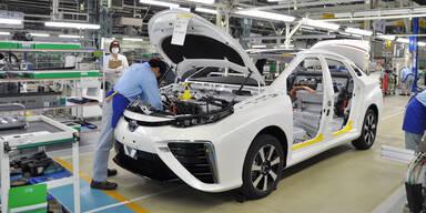 Auch Toyota & Honda spüren die Corona-Krise
