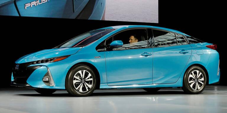 Toyota ändert seine Strategie