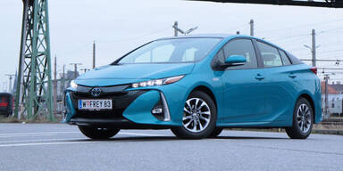 Toyota Prius Plug-in-Hybrid im Test