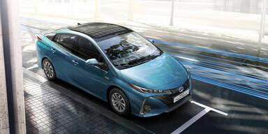 Solardach erhöht Reichweite beim Prius