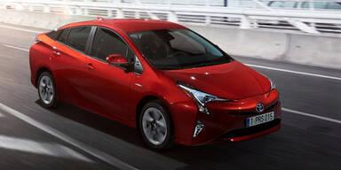 Weltpremiere des neuen Toyota Prius