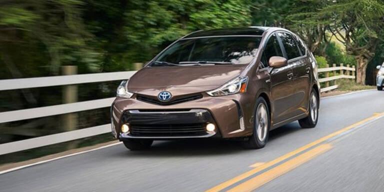 Aufgefrischter Toyota Prius+ im Test