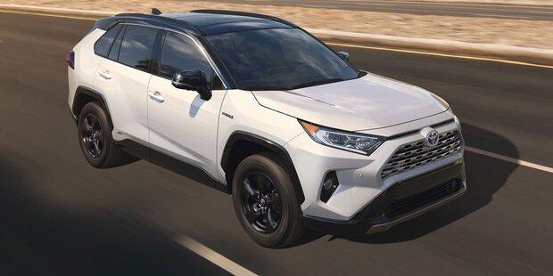 Das ist der völlig neue Toyota RAV 4 (2019) - alle Infos ...