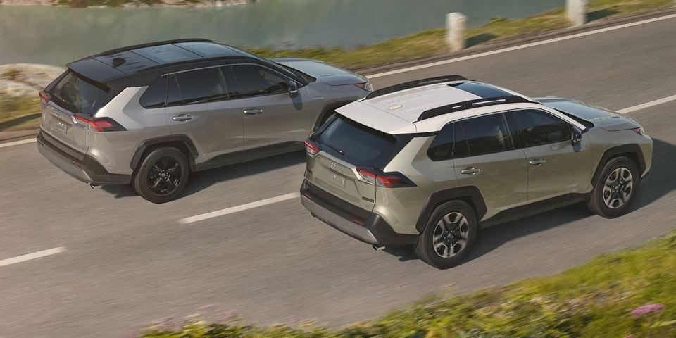 Das Ist Der Vollig Neue Toyota Rav 4 2019 Alle Infos Vom Kompakt Suv