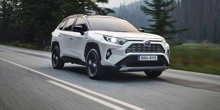 Toyota RAV4 erreicht neuen Meilenstein