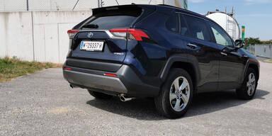 Toyota dank Hybrid weiter im Aufwind
