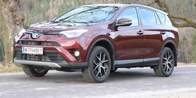 Toyota RAV4 Hybrid 2WD im Test